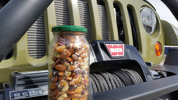 Habitually Healthy: The Off-roader's Snack