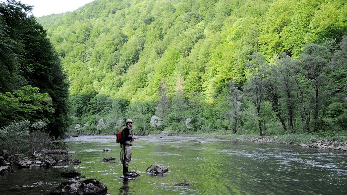 Balkan on a Budget: Croatia – A Dry Fly Fisherman's Paradise