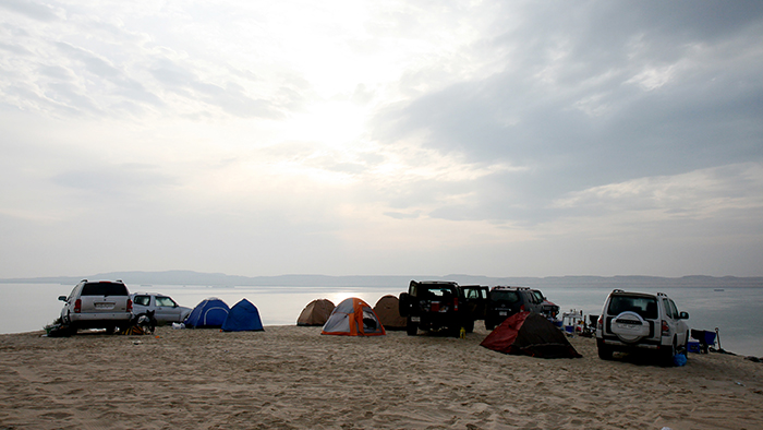 Family Camping in Qatar: Spots, Supplies & Safety