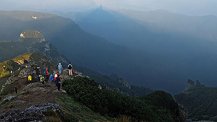 Four Seasons of Romanian Camping