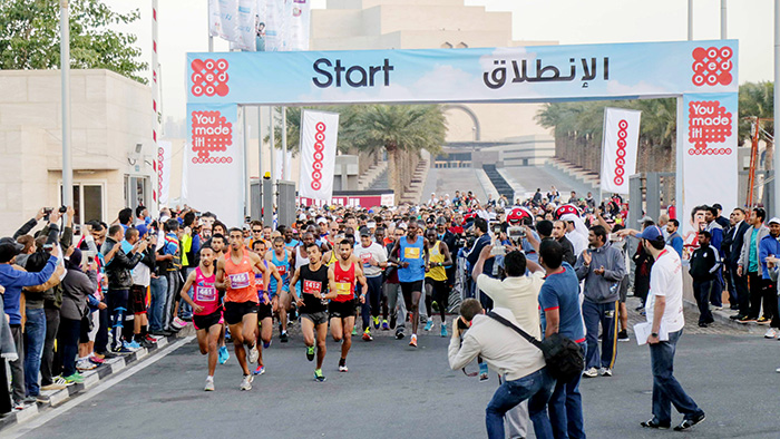 """Ooredoo Marathon 2016: """"Whatever you are Running for… Bring it On!"""""""