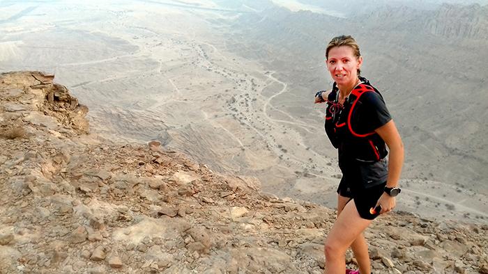 Wadi Bih 72km Solo 2016