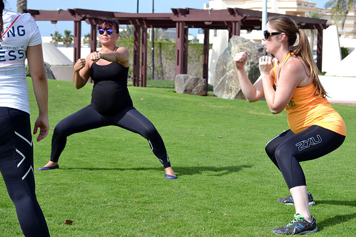 cb7228ef Tried & Tested: 2XU Active Maternity Tights - OutdoorUAE