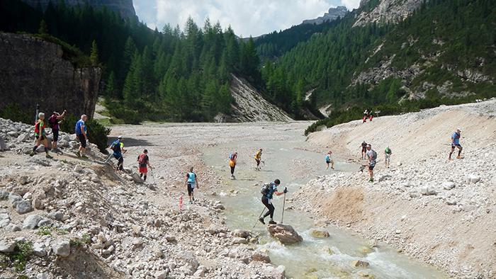 The Cortina Trail 2016: A Trail Run in the Dolomites