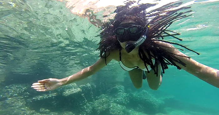 Snorkeling Photo copy