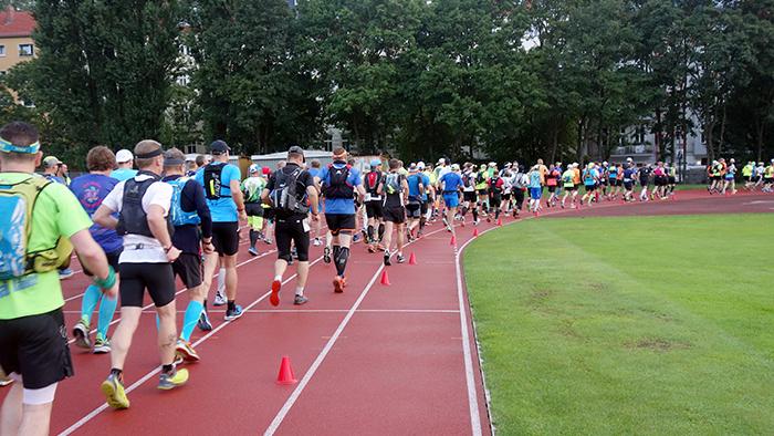 Berlin Wall 100 Mile Race Report