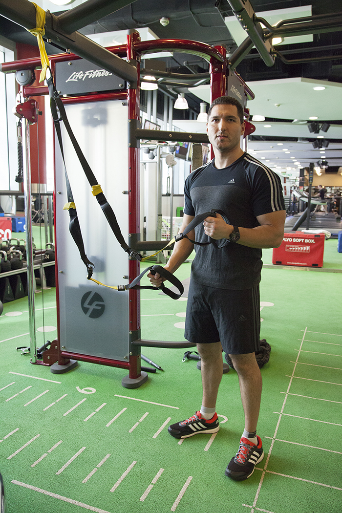 Outdoor Fitness: Shift into Gear at the Gym