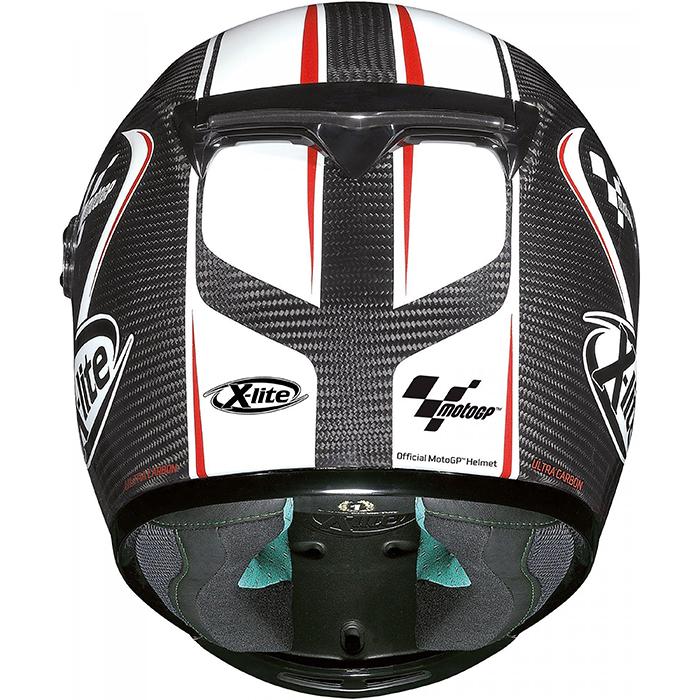 x lite x 802rr ultra carbon light and sporty helmet. Black Bedroom Furniture Sets. Home Design Ideas