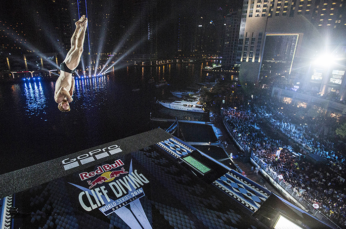 Rookie Iffland Secures Title in First-Ever Night Event in Dubai