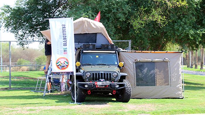 The Off-Roaders Corner: Dennis's Jeep Wrangler Rubicon