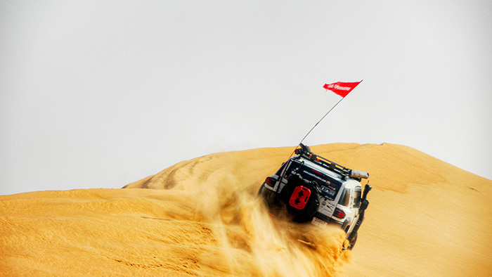 UAE Offroaders: Making the Dunes Accessible for Everyone