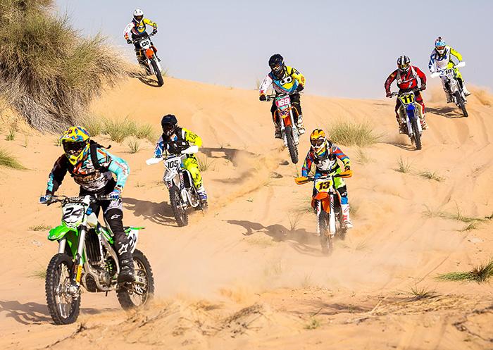 Al Maqoodi Makes Winning Return to Emirates Desert Championship