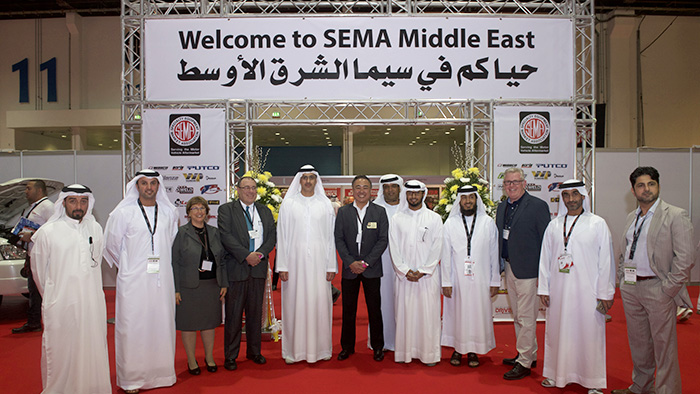 SEMA Middle East Business Development Program set for United Arab Emirates