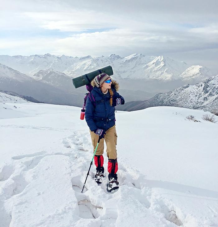 Winter Flashback: Climbing Halgurd Mountain in Iraq