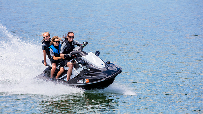 Enjoy the Summer on the Water with the New Affordable Waverunners from Yamaha