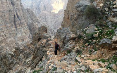 Wadi Nikhab Hike
