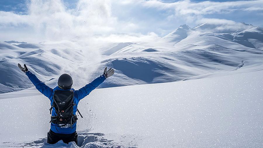 Kyrgyzstan Winter-Wonderland