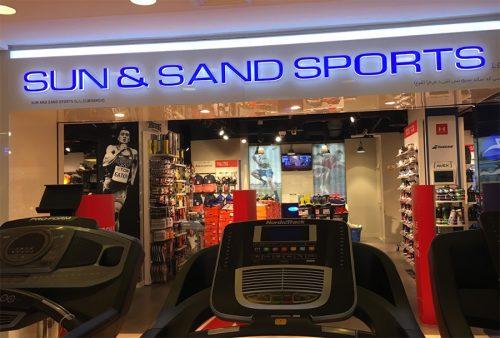 Sun and Sand Sports (Jumeirah Centre) - OutdoorUAE