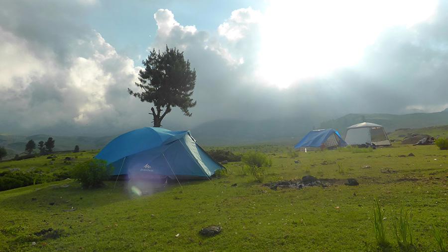 Trekking In Kashmir Outdooruae