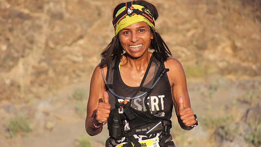 Omaima's Odyssey from Obesity to Ultra Runner