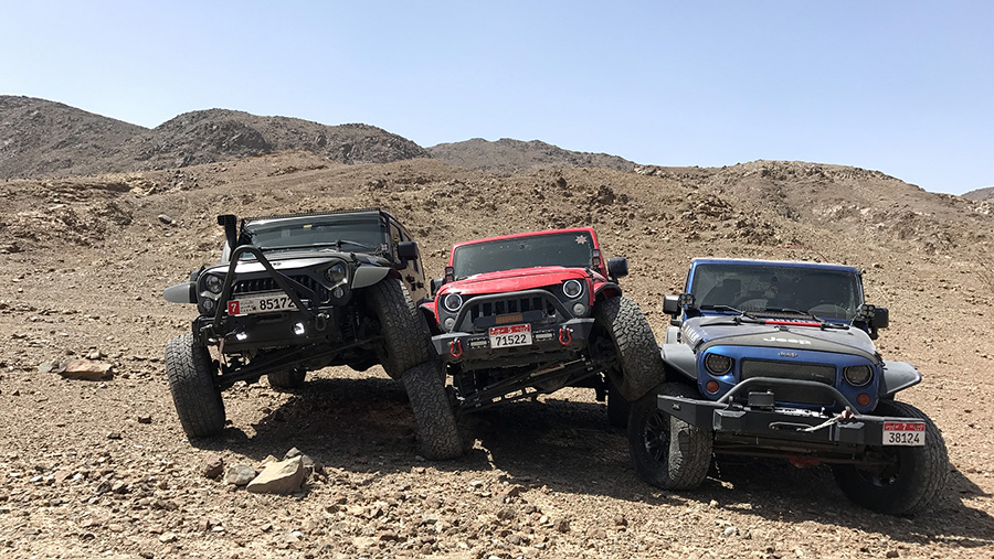 "The Off-roaders Corner: There is no such vehicle  as ""one size fits all"""