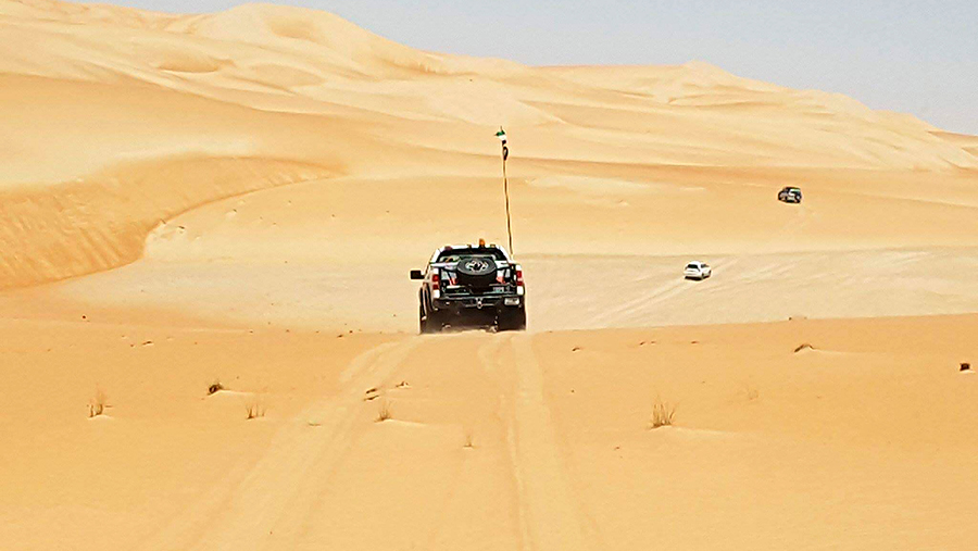Eid Delight: Liwa with the Diva Trip Report