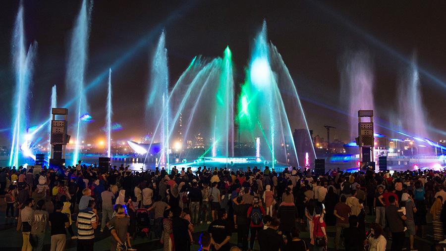 Dubai Fitness Challenge Closes To Resounding Success