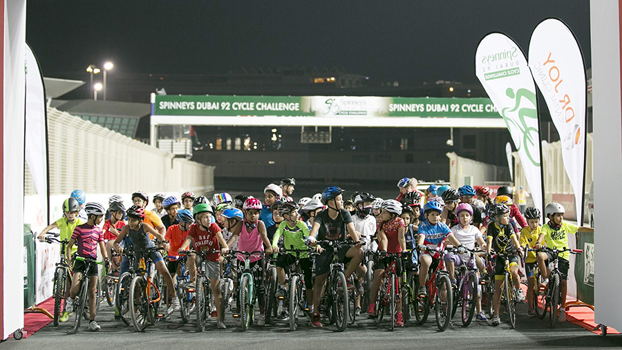 Over 2,000 Cyclists Took Part  in the Cycle Challenge of the Year