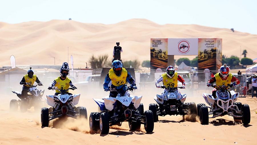 Sheikh Sultan bin Ahmed Al Qasimi Crowns Champions at High-octane Sharjah Sports Desert Festival