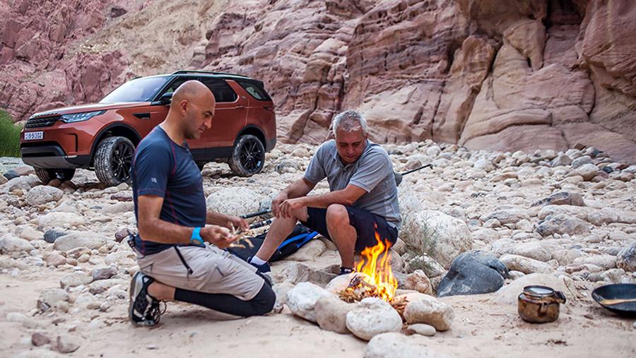 Land Rover – Announces Inspirational Jordanian Adventurer, Mostafa Salameh, as Brand Ambassador for MENA