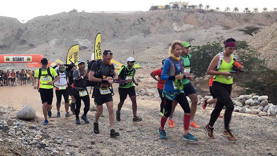 The Big Stinker – A Seven Hour Fun Run in UAE