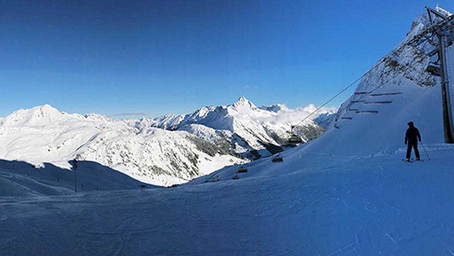 Winter Wonderland – Switzerland and Austria