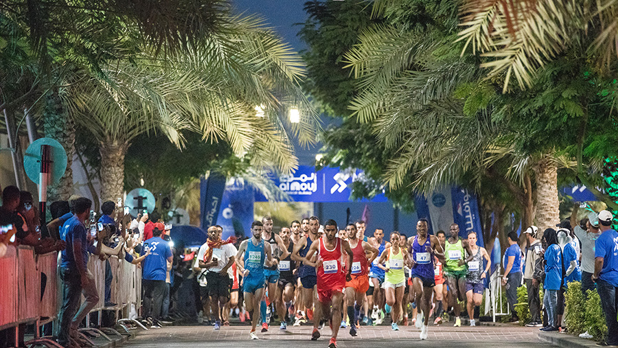 Record-Breaking: 2018 Al Mouj Muscat Marathon a Big Success with International Athletes