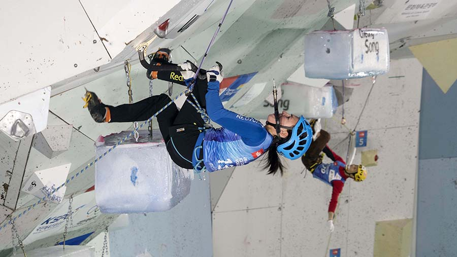 A Vertical Sport on the Rise
