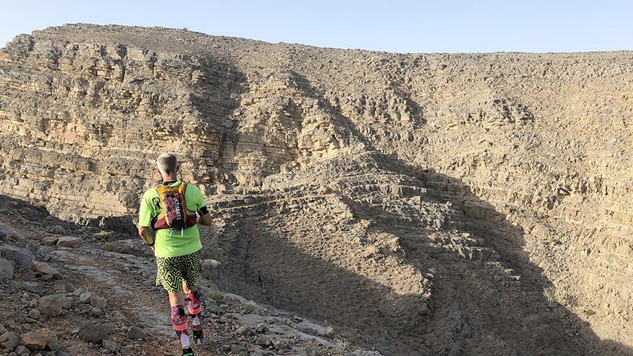 Camaraderie at Hajar Ultramarathon: Old Buddies, New Buddies and CP3