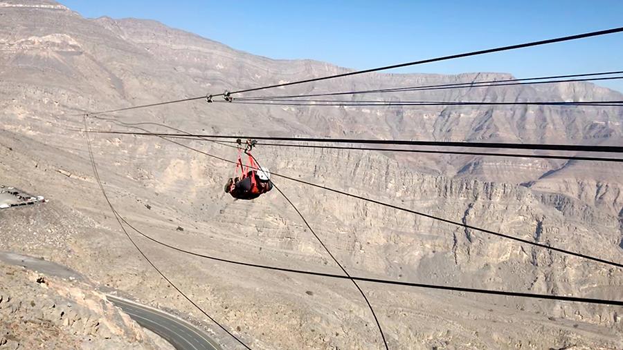 Adrenaline Weekend Outdoors in UAE