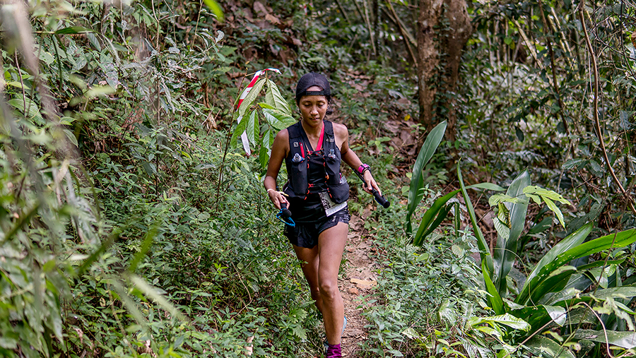 Amazing Borneo 100km Trail Run