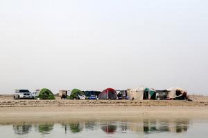 Camping in Zekreet, Qatar2