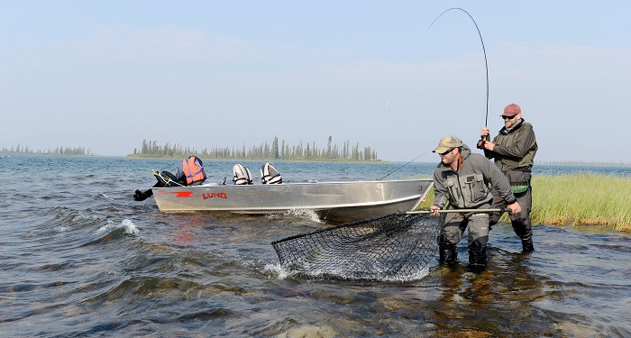 Great Bear Lake: Midnight Sun, Mosquitoes and Massive Trout