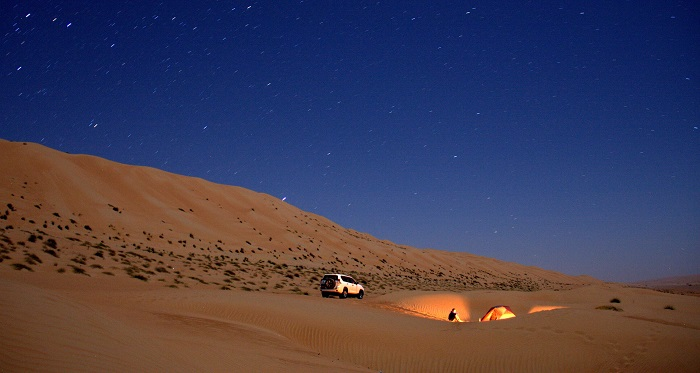 Lost in the Middle of Omani Desert Made the Best 4WD Travel Ever!