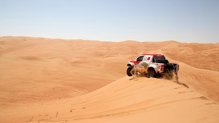 Motorsport Marshalling in Off-Road Events