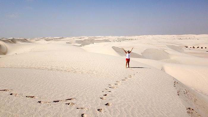 The Sugar Dunes