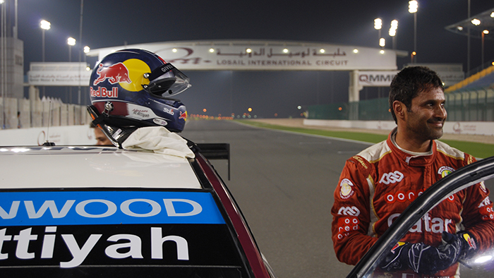 FIA WTCC DHL Race, Qatar: A Debut at Night, for the Middle East & Nassar Al-Attiyah
