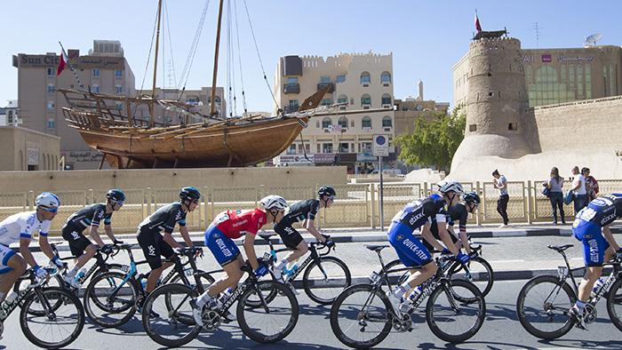 Cycling: Dubai Tour 2016 - Business Bay Stage