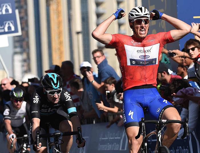 Cycling: Dubai Tour 2016