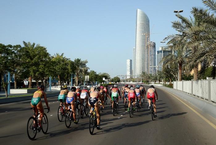 2016 ITU World Triathlon Abu Dhabi