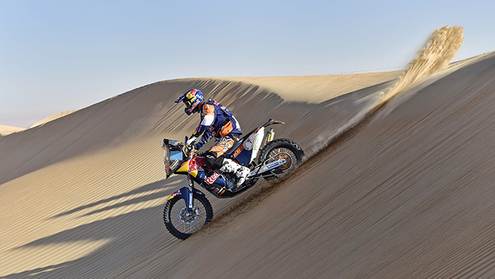 Inside the Minds of the Racers: Insights on the 26th Abu Dhabi Desert Challenge