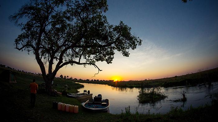 Crokango Guma Lagoon
