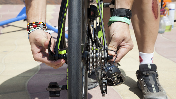 Top Ten Home Bicycle Maintenance