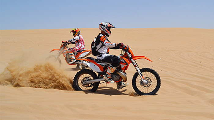 Tried & Tested: Freedom on the Dunes